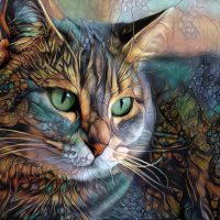Cats Art – Gallery 1